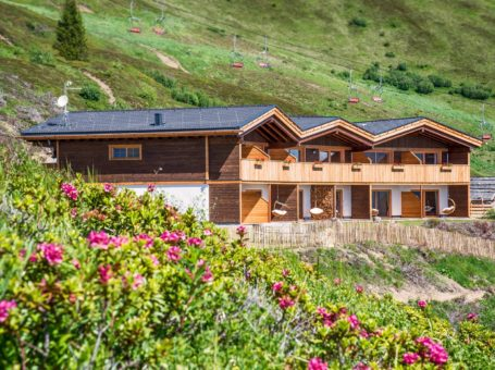 Stern Mountain Chalet