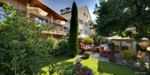 Hotel Traube***, in Brixen